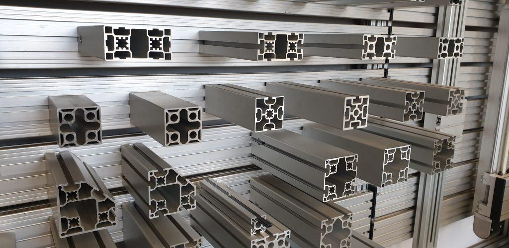 Aluminium profielen - Inducomp BV - Alucomp
