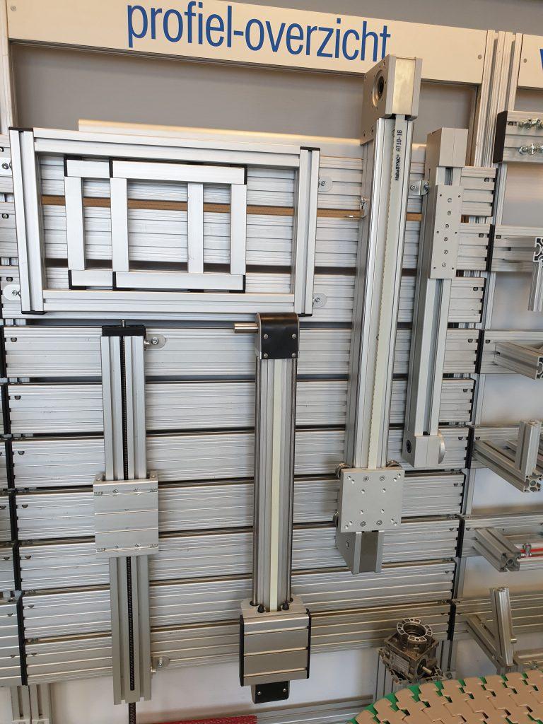 Lineair-units - Inducomp BV - Alucomp