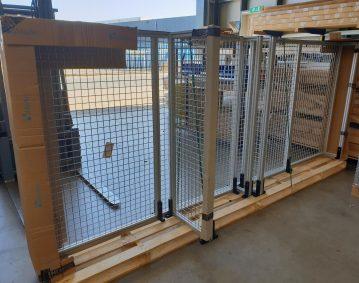 Afscherming aluminium profielen - Inducomp BV - Alucomp