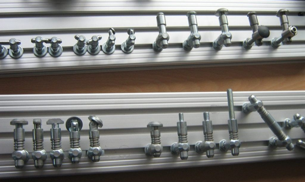 Verbinders - Maytec - alucomp - Inducomp 2