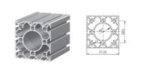 Aluminium profiel 1.11.120120.123SP
