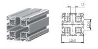 Aluminium profiel 1.11.060060.83L