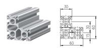 Aluminium profiel 1.11.060060.87S