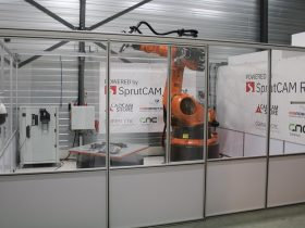 AFSCHERMING ROBOTCEL