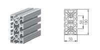 Aluminium profiel 1.11.050100.84S